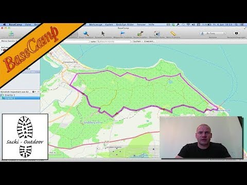 BaseCamp Tricks 1: GPX-Routen importieren und nutzen from YouTube · Duration:  7 minutes 27 seconds