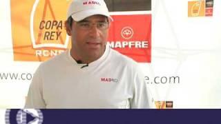 Copa del Rey 2008, José María Van der Ploeg, Patrón de MADRID