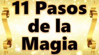 """""""Los 11 Pasos de la Magia"""" - TODOS LOS PASOS - Jose Luis Parise"""