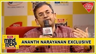 Boys Are Shopping More Online Than Girls, Says Ananth Narayanan, Myntra CEO  Mind Rocks 2018
