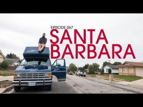 Santa Barbara - Van Life 067
