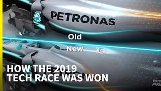 End of season tech review: Mercedes vs Ferrari