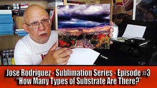 Jose Rodriguez - Sublimation Series-Episode #3