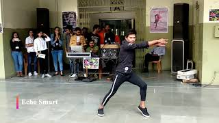Best Dance by Mr. Ankit - Once Again @ Iec Innovision 2k19 #DanceFreak #echosmart