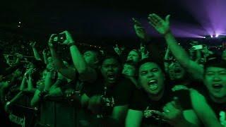 Metallica: Singapore Recap (2017)