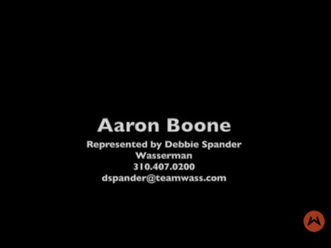 Aaron Boone Reel April 2016