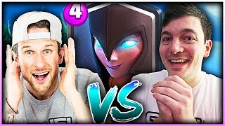 NIGHT WITCH challenge with Nick! thumbnail