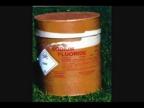Rattengift Fluorid