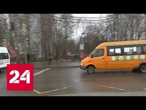 Оранжевые маршрутки в столице: насколько это законно?