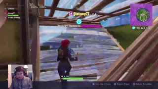 Grinding for my First WIN!! //FREE VBUCKS GIVEAWAY!!! //Fortnite Battle Royale Live on PS4
