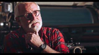 Portrettintervju med Kjell Johansson - Litografi Kunstner