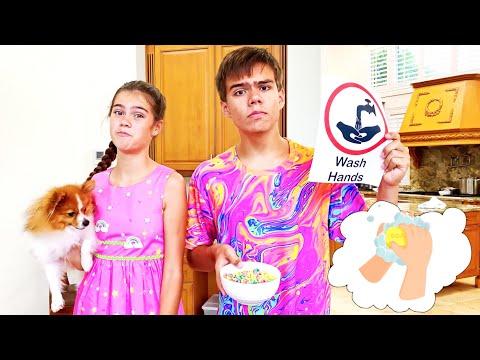 Nastya y Artem