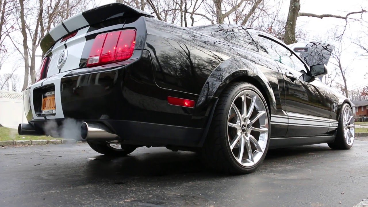 2009 shelby gt500 for sale