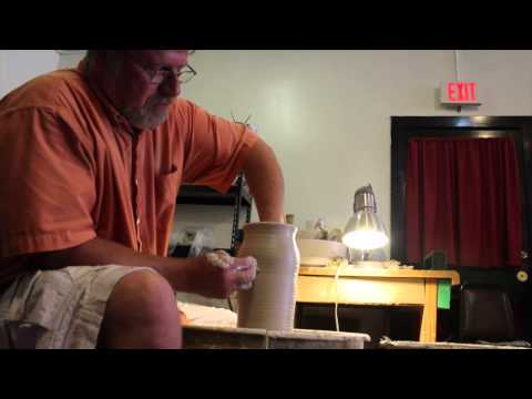 Hand Injury Leads To Artistic Life For Treadway