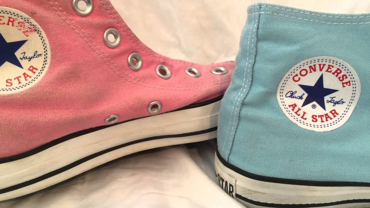 converse all star nere originali