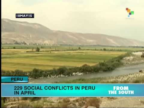 Anti-Mining Protesters In Peru Win Temporary Victory