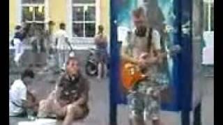 �������� ���� Уличные музыканты, м. Третьяковская (ч.2).avi ������