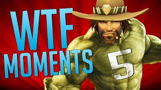Overwatch WTF Moments #5