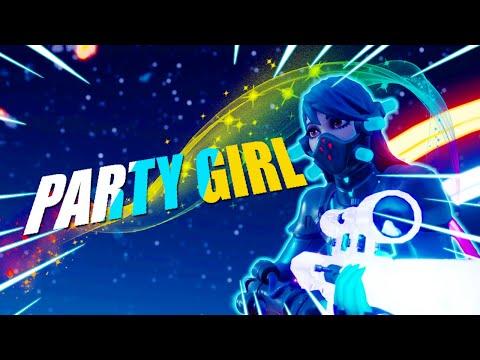 "Fortnite Montage – ""PARTY GIRL"" (StaySolidRocky)"