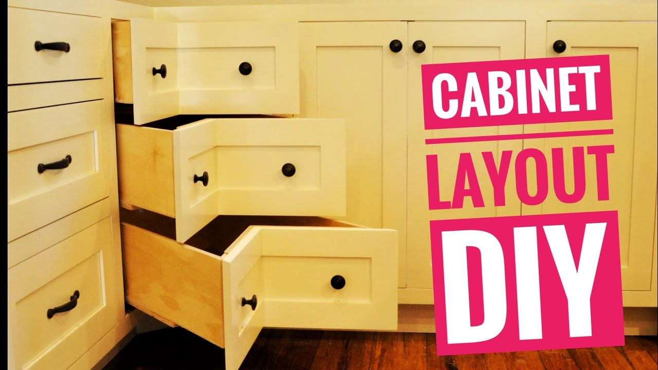 Basics Of Making Cabinets How To Layout Cabinets And Make A Cut List Youtube