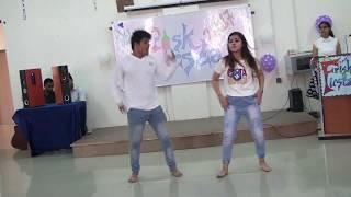 Best College Dance Performance in india 2018   Subharti University Campus