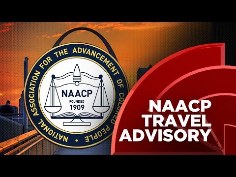 NAACP Issues A Travel Advisory For Missouri