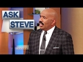 Ask Steve: Just go get drunk! || STEVE HARVEY