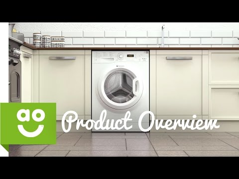 Hotpoint Extra Washing Machine WMXTF842P Product Overview | ao.com