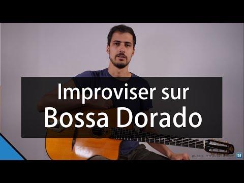 Bossa Dorado : guitar lesson