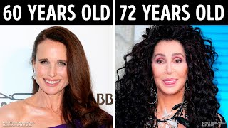 20 Celebrities Whose Age Is Impossible to Guess