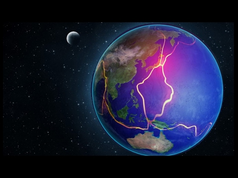 Científicos descubren Zealandia un nuevo continente oculto en el Océano Pacífico