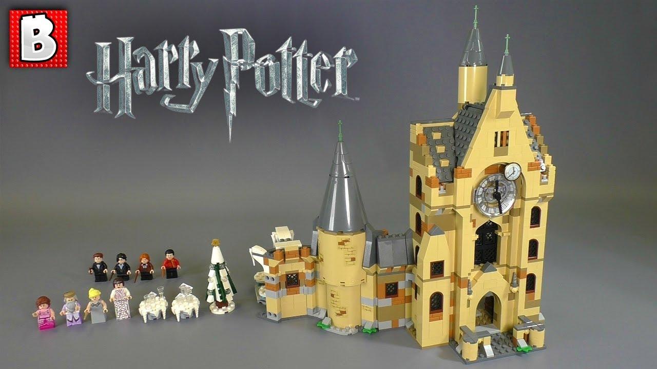 Hogwarts Clocktower LEGO 75948 Set Review