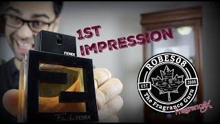 1st Impression: Fan Di Fendi Pour Homme by Fendi (2012)