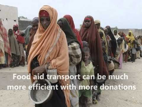 Somalia Famine Drought 2011 Charity Donate