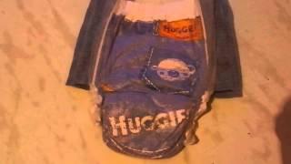 Видео обзоры HUGGIES Mega 4
