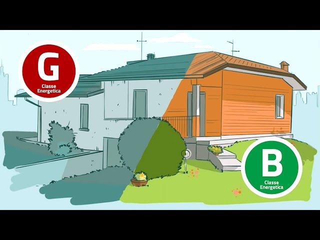 Riqualifica la tua casa | Spot 2020