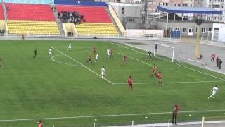 «Энергомаш» (Белгород) – «Академия футбола» (Тамбов) 3:1 (2:1)