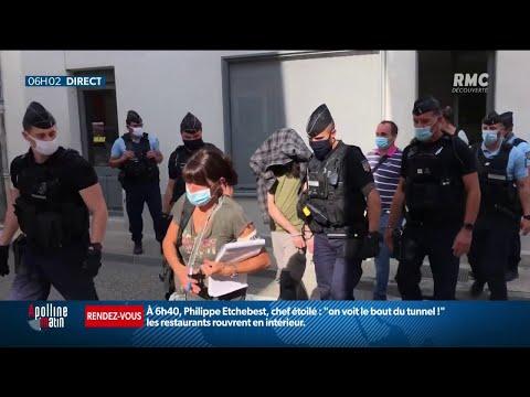 Macron giflé : qui sont les deux hommes interpellés ?