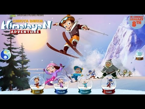 Chhota Bheem Himalayan Adventure Movie | Official Trailer | Review