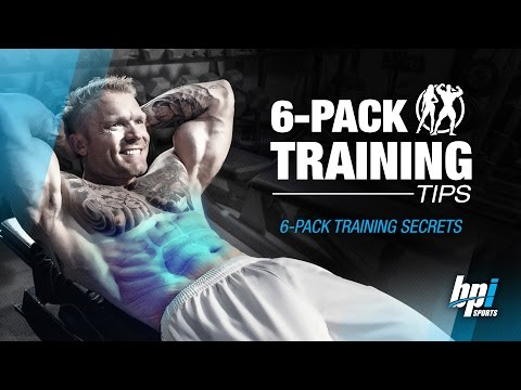 6-Pack Training Secrets – Best Training Tips