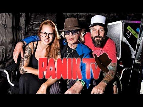 Panik TV  Udo Lindenberg On Tour 2016  #5 Rockliner Special Guests