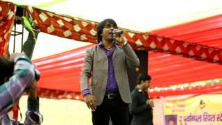 Ranjan Saxena bhojpuri Live stage show 2016 at Kapas heda