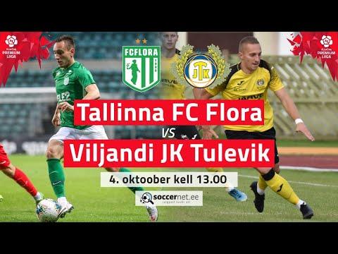 Flora Tallinn Tulevik Goals And Highlights