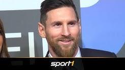 Lionel Messi gewinnt den Goldenen Schuh | SPORT1 - DER TAG