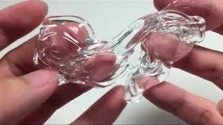 как сделать слайм? Прозрачный слайм как в Инстаграм!/DIY clear slime!