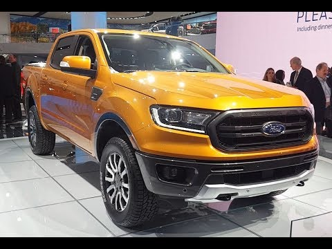 2019 Ford Ranger - Walkaround, Features & Specifications