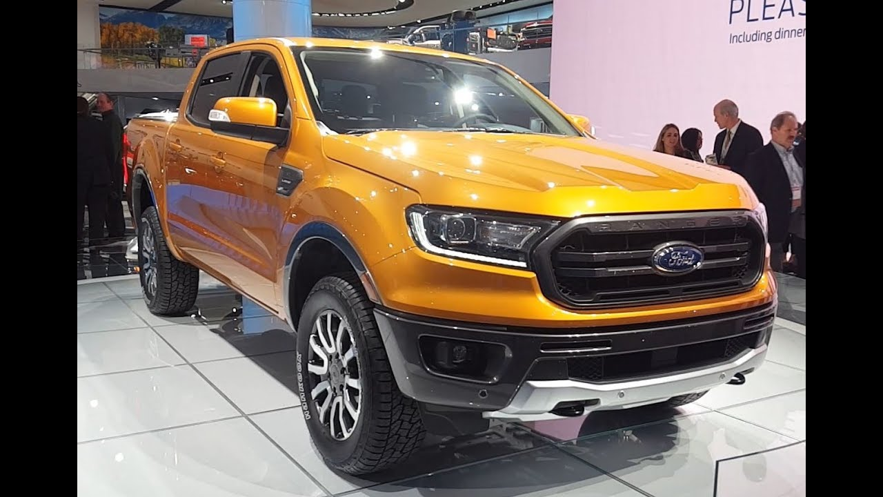 2019 ford ranger walkaround features specifications. Black Bedroom Furniture Sets. Home Design Ideas