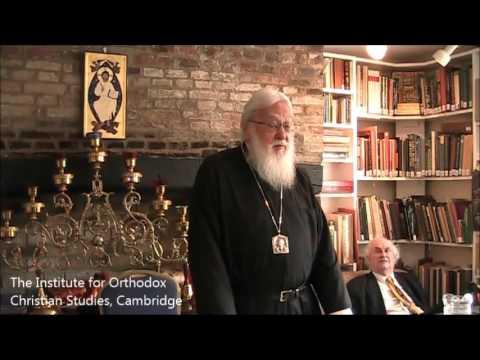 Metropolitan Kallistos - Part 1: 'What does it mean to be a person'