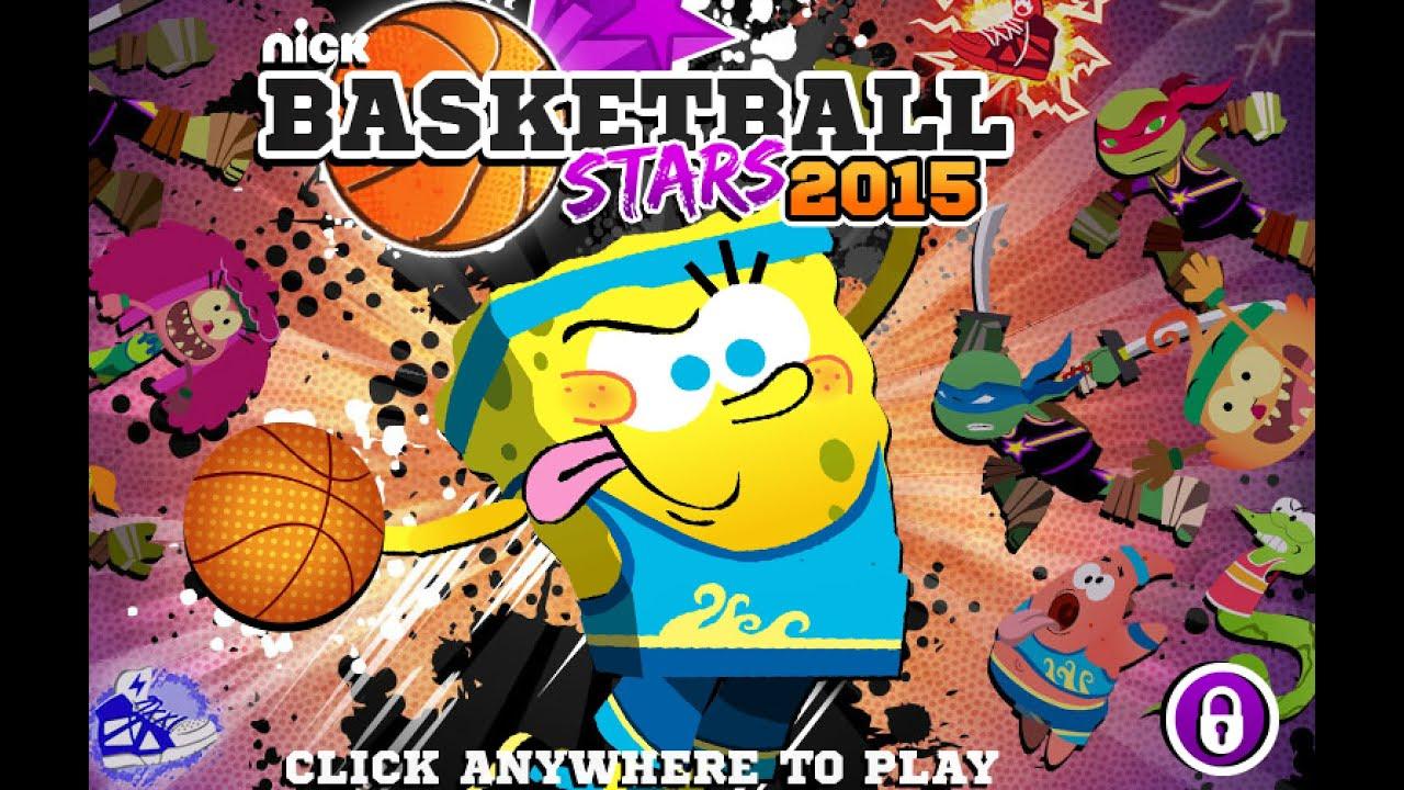 Игра губка боб звезды баскетбола карта губки боба игры