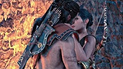 Assassin's Creed Odyssey - Odessa Romance Scene (Alexios)
